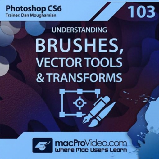 Brushes, Vector Tools Course