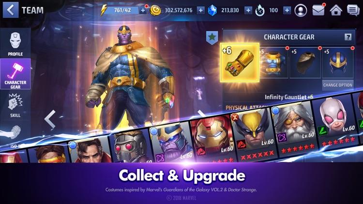 MARVEL Future Fight screenshot-3