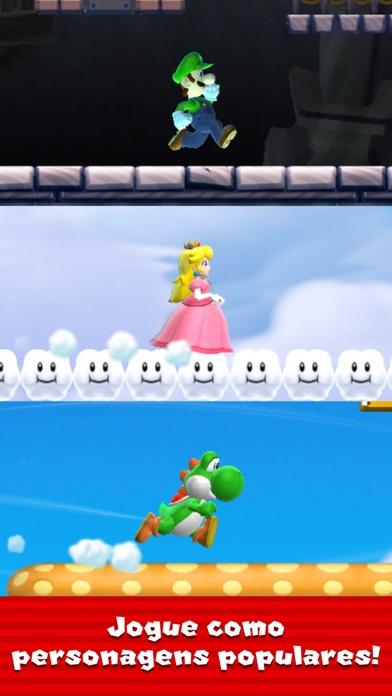Screenshot for Super Mario Run in Portugal App Store