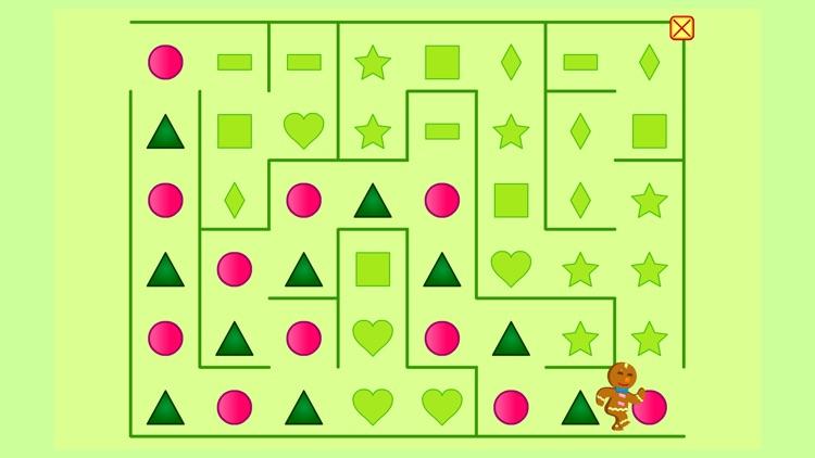 Starfall Gingerbread screenshot-3