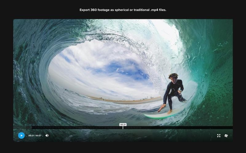 GoPro Player Screenshot