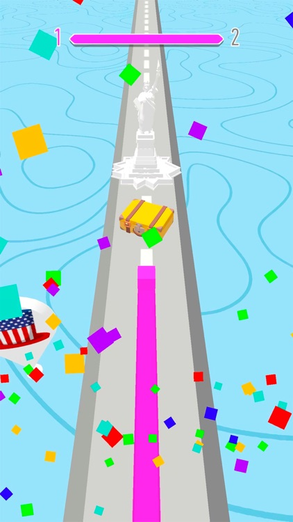 Color Adventure: Draw the Path screenshot-4
