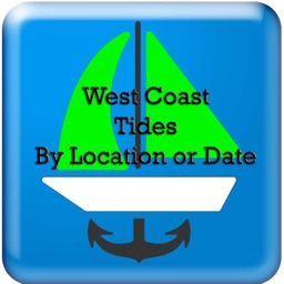 West Cst Tides Date and Locatn