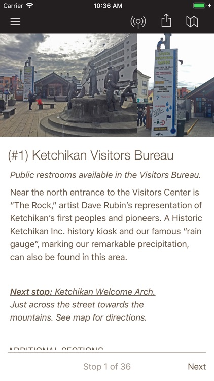 Ketchikan Walking Tour screenshot-4