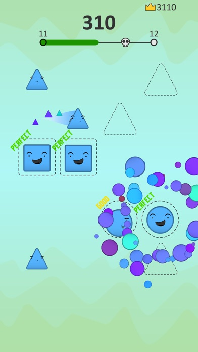 Jump Fit - Shape Matching Game