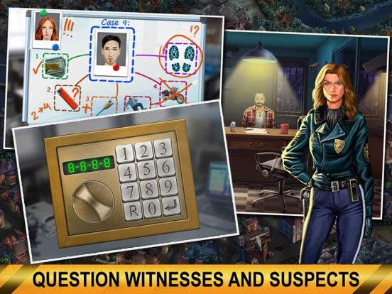 Crime City: Hidden Object screenshot 10