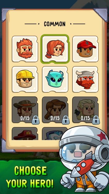 Dig Out!: Gold Miner Adventure screenshot-3