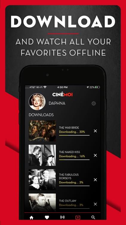 Cinemoi Stream & Watch Films screenshot-3
