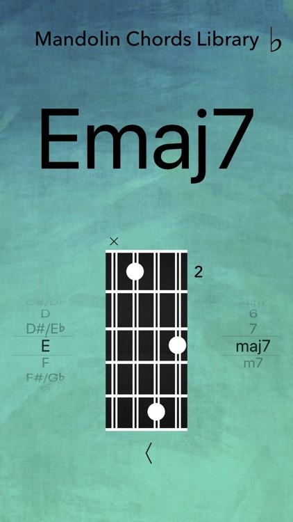 Mandolin Tuner & Chords