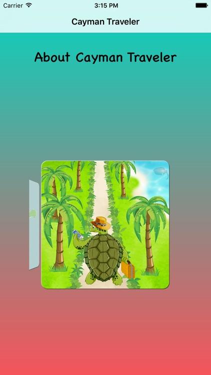 Cayman Traveler screenshot-4