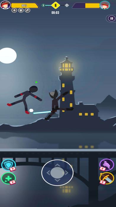 Stickman Battle screenshot 3