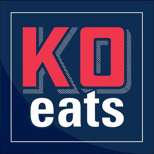 KO eats