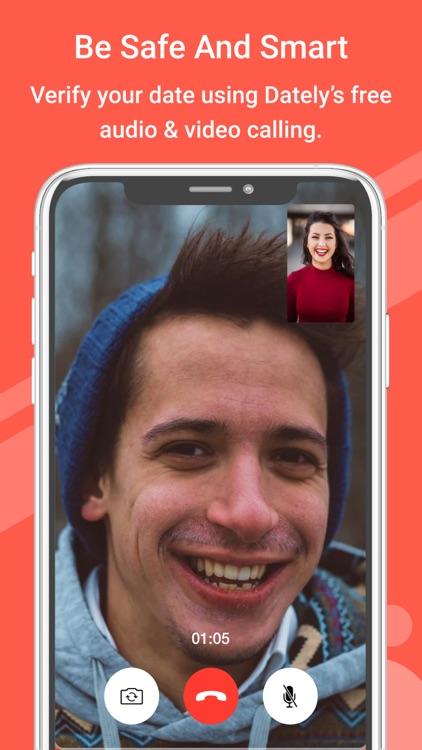 Dately - Dating & Relationship screenshot-5