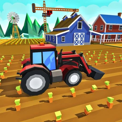 Tiny Family Farm Builder Sim