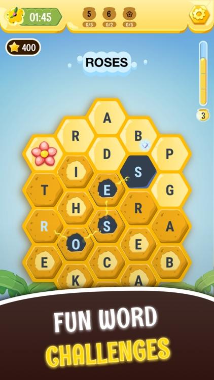 Word Bee Blitz screenshot-0