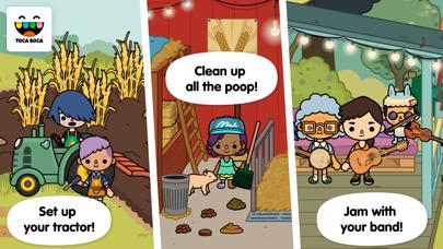 Toca Life: Farm Screenshots