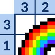数独趣味闯关-Nonogram绘图方块
