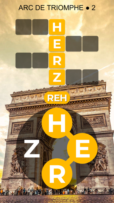 Screenshot for Words Of Wonders: Wort Kreuz in Germany App Store