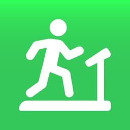 Treadmill Workout Cardio &HIIT