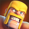 App Icon for Clash of Clans App in Chile IOS App Store