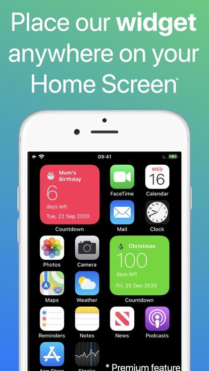 Countdown screenshot-9