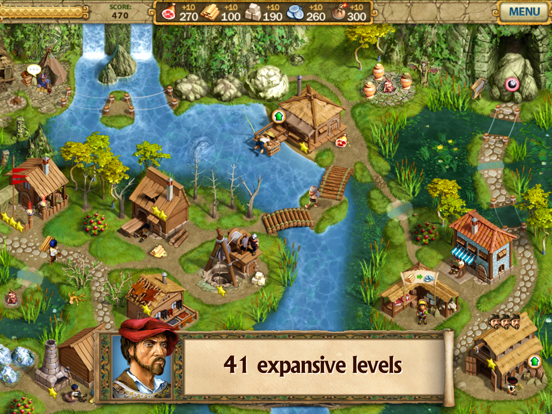 Adelantado: 4 Aztec skulls screenshot 8