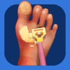 Foot Clinic - ASMR Feet Care - iPadアプリ