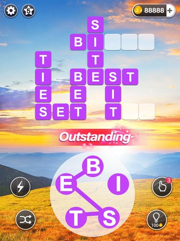 Word Calm -crossword puzzle screenshot 6
