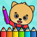 Baby colouring book for kids