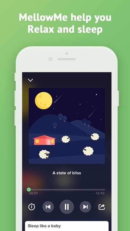 MellowMe - Sleep Sounds screenshot-3