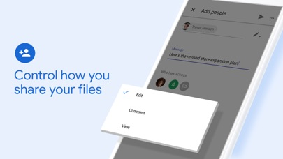 Screenshot for Google Drive in United States App Store