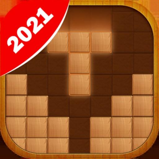Wooden Block Puzzle Legends
