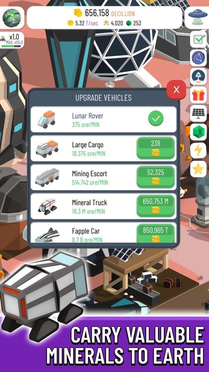 Space Colony: Idle screenshot-5