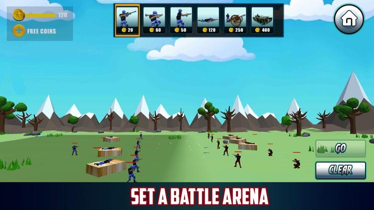 Epic Modern Battlefield screenshot-0