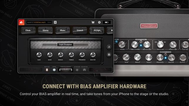 BIAS AMP 2 - for iPhone Screenshot
