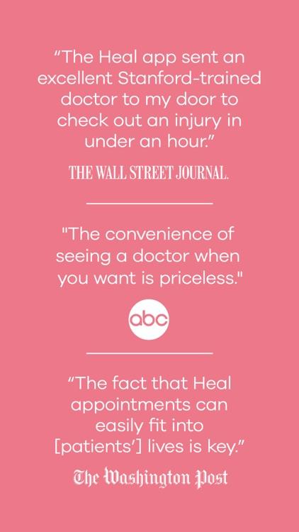 Heal: Telehealth & House Calls screenshot-9