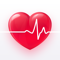 App Icon for InPulse - Heart Rate Monitor App in Bahrain App Store