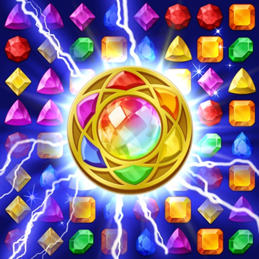 Jewels Magic: Mystery Match3
