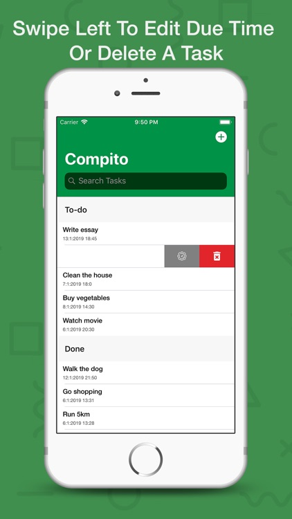 Compito - To-Do List & Task screenshot-5