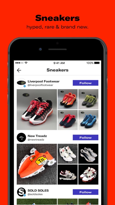 Screenshot for Depop - Buy. Sell. Clothing in Spain App Store