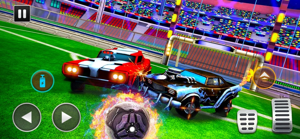 Turbo Cars League Soccer Mania Cheat Codes