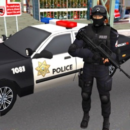 Police Car Drive Simulator