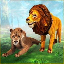 Angry Lion Family Simulator