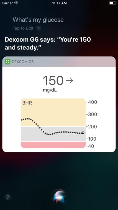 Dexcom G6 by Dexcom (iOS, United States) - SearchMan App Data