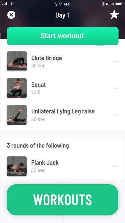 30 Day Fitness screenshot-4