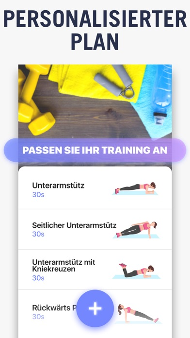 messages.download Plank-Workouts zu Hause software