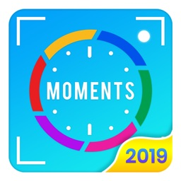 Moment Stamp for DateTime Pics