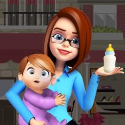 Virtual Mother Simulator Game
