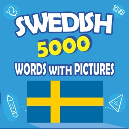 Swedish 5000 Words&Pictures