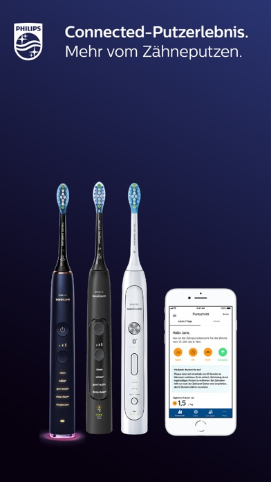 messages.download Philips Sonicare software